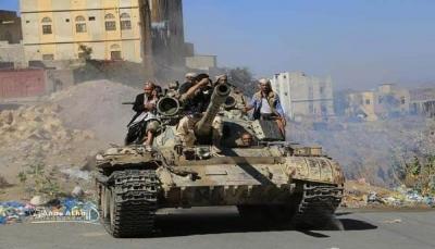 مصدر ميداني: مصرع وإصابة 20 عنصرا حوثيا في مواجهات مستمرة غرب تعز