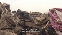 """صعدة: قوات الجيش تهاجم مواقع مليشيا الحوثي في """"كتاف"""""""