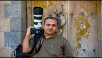 """نقابة الصحفيين تحمل الحوثيين مسؤولية تعرض مصور الوكالة الفرنسية في """"صنعاء"""" لمحاولة إغتيال"""