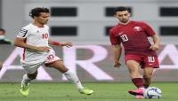 منتخبنا الأولمبي يخسر أمام قطر  بثلاثية في التصفيات الآسيوية